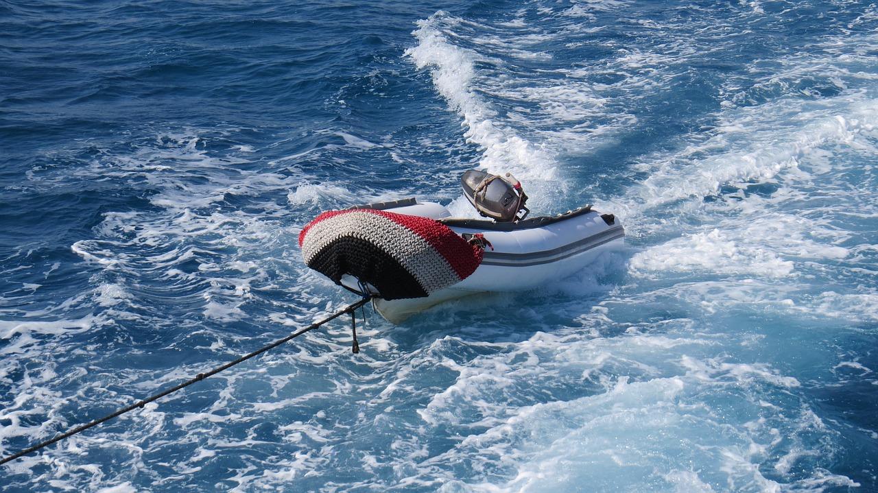 Raja Ampat Diving Boat